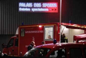 L'explosion au Palais des Sports fait un mort et plusieurs blessés