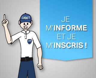 Les conditions de recrutement du cadet de la République