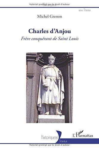 Charles d'Anjou de Michel Grenon