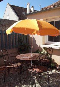 Maison avec jardin à Langrune sur mer,  - Location vacances N°L359351