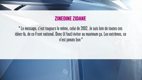 Zinedine Zidane : son appel contre Marine Le Pen et le Front national (vidéo)