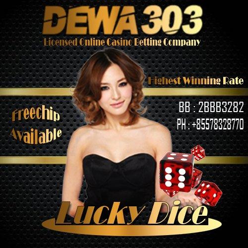 Situs Judi Lucky Dice Online