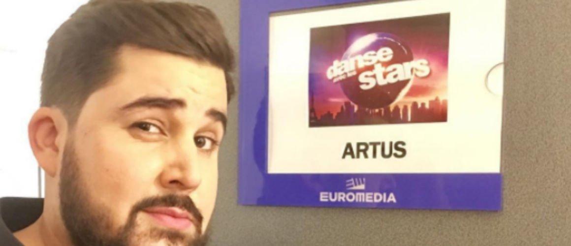 L'humoriste Artus a rencontré l'amour sur le plateau de Danse avec les stars !