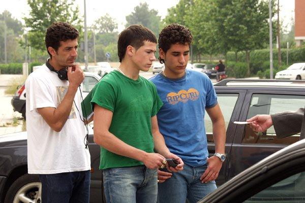 Foto de Juan José Ballesta en la película 7 Vírgenes