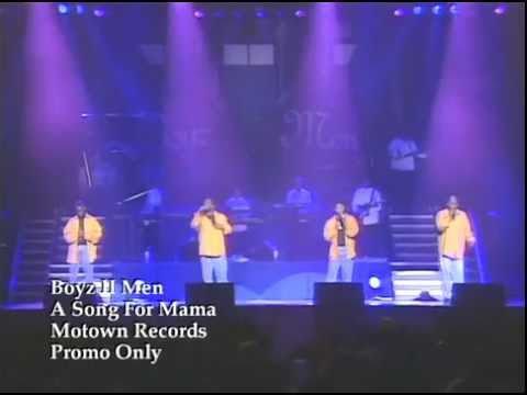 «A Song for Mama» : l'hommage du groupe Boyz II men à leurs mères