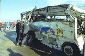 Un bus se renverse à Illizi : 6 morts et 22 blessés