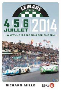 Le Mans Classic 2014, le vendredi