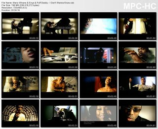 All Hip Hop Archive: Mario Winans feat Enya & Puff Daddy - I Don't Wanna Know