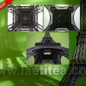 Le tournage du documentaire (projet audiovisuel couronné d'effets spéciaux, entamer en 2011) reprend sa marche avec le soutien de la Société d'Exploitation de la Tour Eiffel (SETE).