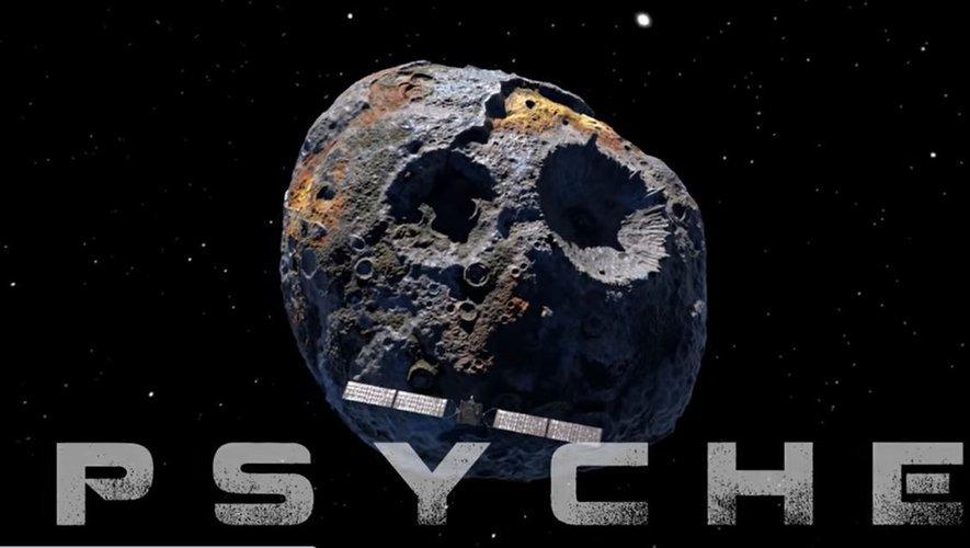 Fer, nickel et or à profusion? L'astéroïde qui pèserait 700 milliards de milliards de dollars serait en fait..
