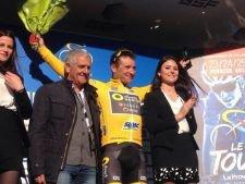 Tour La Provence - Et. 1 : Les réactions