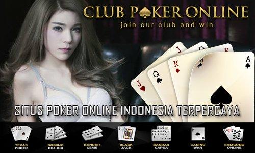 Poker Online Indonesia Profesional Dengan Segudang Kemudahan