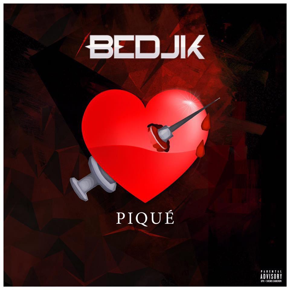 """Découvrez """" J'suis Piqué """" le nouveau single de Bedjik"""