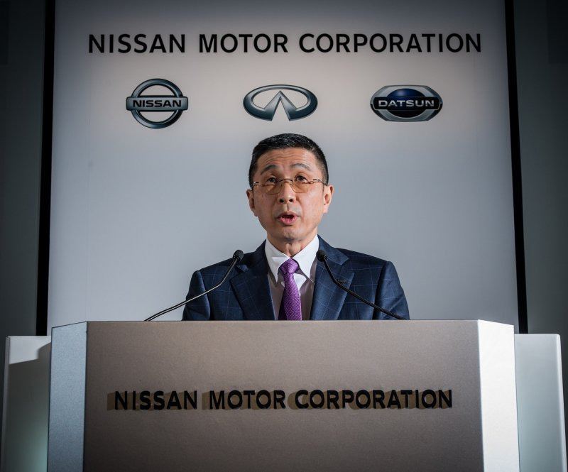 Nissan's operating profit dropped 6 percent