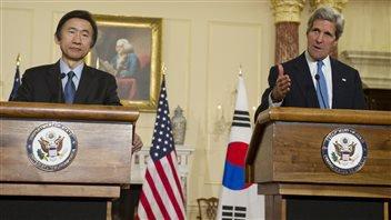 La tension monte encore d'un cran entre les deux Corées | Radio-Canada.ca