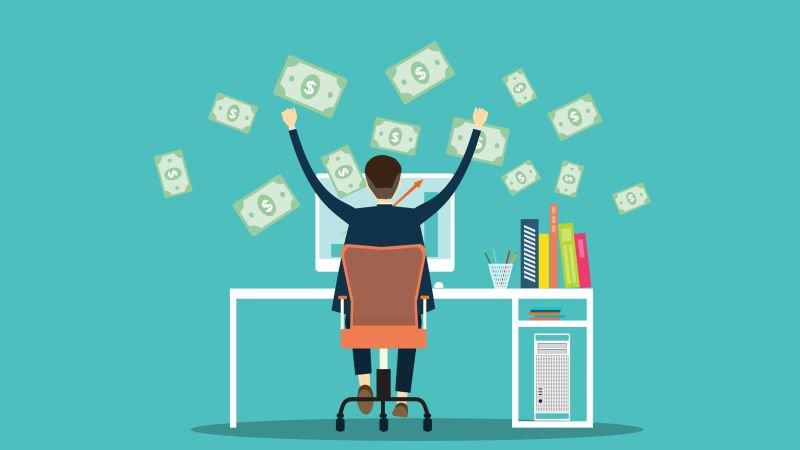 Entreprise sur Internet - que dois-je faire avec mes impôts?