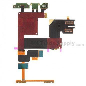 Motorola Droid 4, XT894 LCD Flex Cable Ribbon