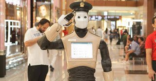 The World's First Robot Police Officer