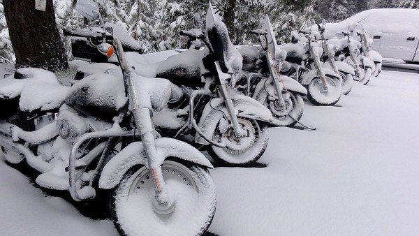 Conduite moto en hiver : Quelques conseils