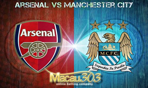 Prediksi Judi Bola Arsenal vs Manchester City 23 April 2017