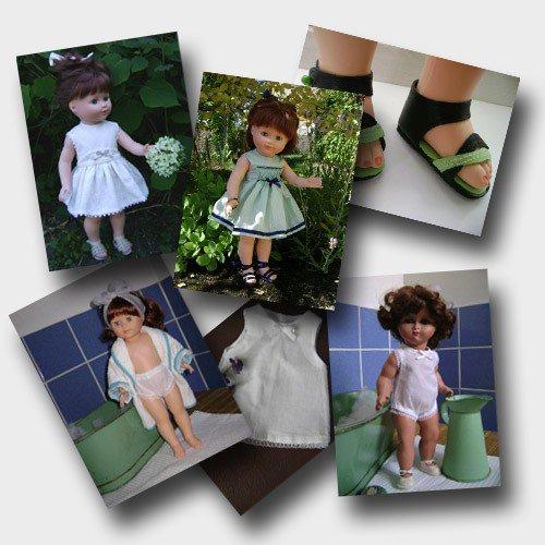 Juillet 2011 -Stage 1 - La petite robe d'été