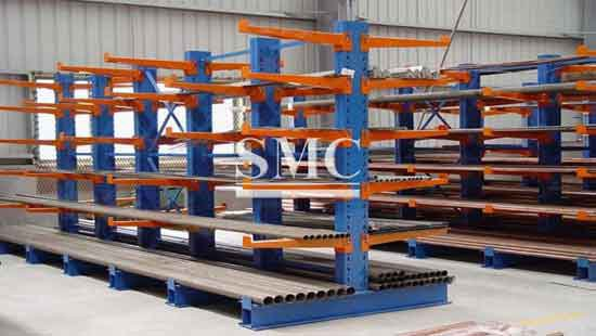 Heavy-duty Cantilever Rack - Shanghai Metal Corporation