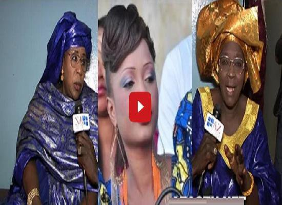 Les chanteuses Soda Mama et Daro Mbaye se prononcent sur les photos de Mbathio