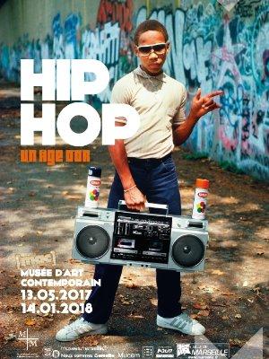 Hip-Hop : un âge d'or 1970-1995