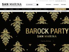San Marina : Chaussures et accessoires de mode