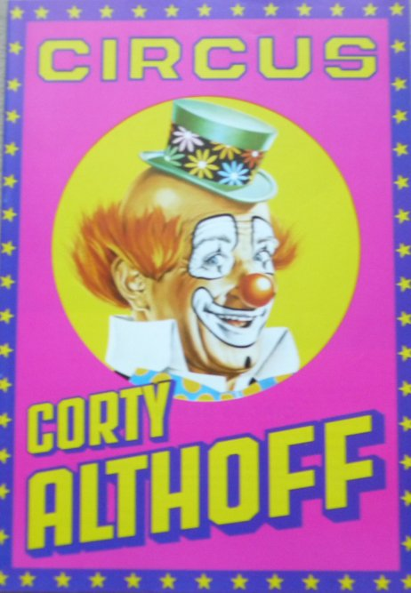 Programme Circus CORTY ALTHOFF 1985