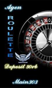 Agen Roulette Deposit 50rb