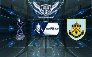 Prediksi Tottenham Hotspur vs Burnley 15 Januari 2015 FA Cup