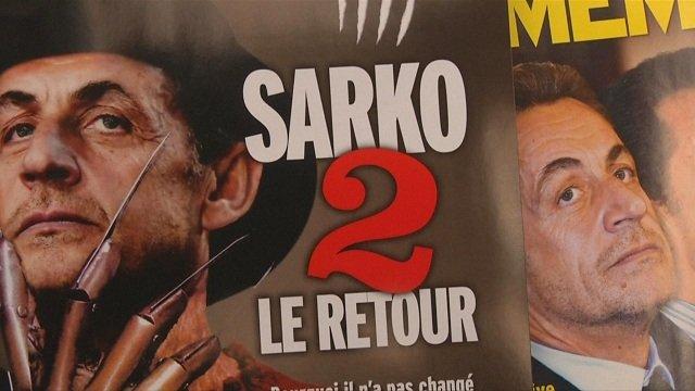 La stratégie Sarkozy