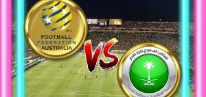 Prediksi Australia vs Saudi Arabia 8 Juni 2017