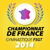 Championnat de France de Gymnastique FSGT 2014