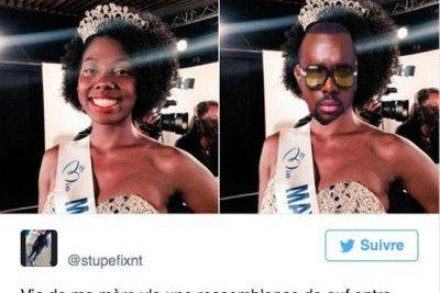 Miss Mayotte, cible de blagues racistes sur la toile - Société - Journal de l'île de la Réunion