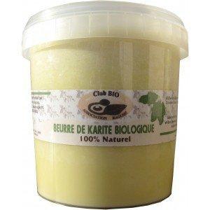 Beurre de karité 100gr disponibles sur hekabienetre.com