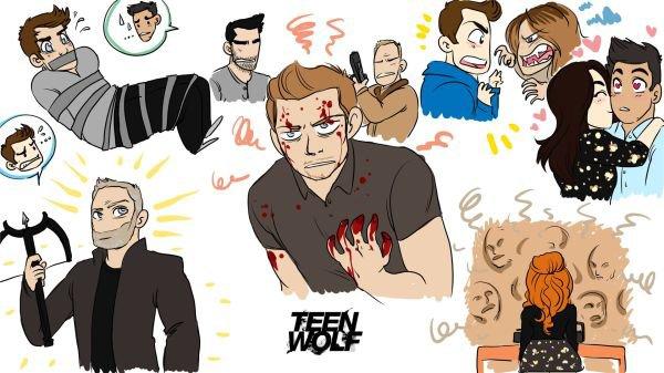Show Clip - Recap | Teen Wolf (Season 4) | Ep. 4 | Animated Recap | MTV