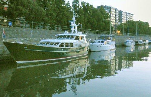 Bel-Ami, au long cours sur les rivières et canaux