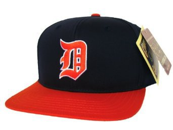 Casquette Neuve Ajustable Officielle MLB - DETROIT TIGERS Snapback - Casquette Bleue Marine/Orange: Amazon.fr: Bienvenue