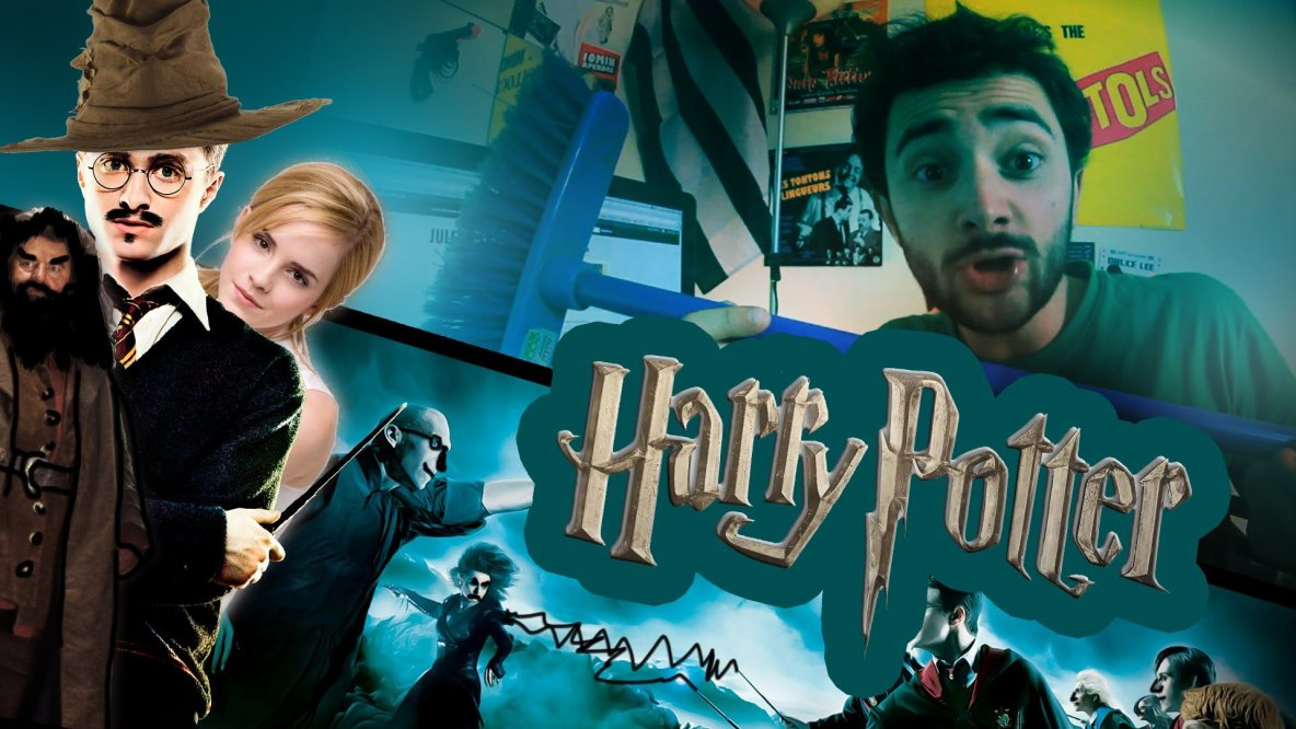 Harry Potter ça n'a aucun sens [JULFOU #11]
