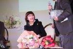 Мирей Матье посвятила премию Института Пушкина памяти матери