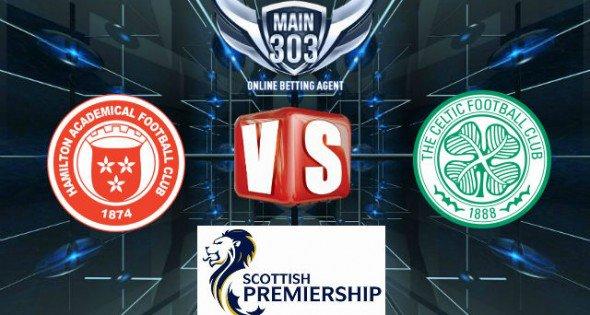Prediksi Hamilton Academical vs Celtic 17 Januari 2015 Premi