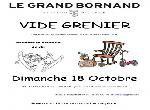 Annonce 'VIDE GRENIER DE L'ECOLE ST JEAN BAPTISTE'