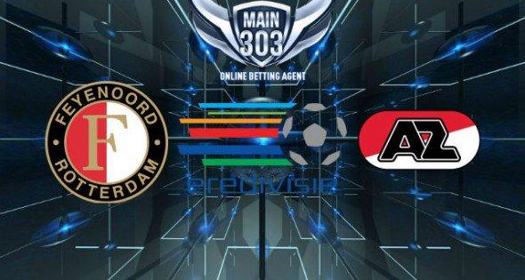 Prediksi Feyenoord vs AZ 4 Maret 2016