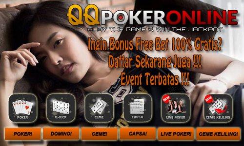 Agen Judi Kartu Poker Domino Qiu Qiu Ceme Indonesia Asia