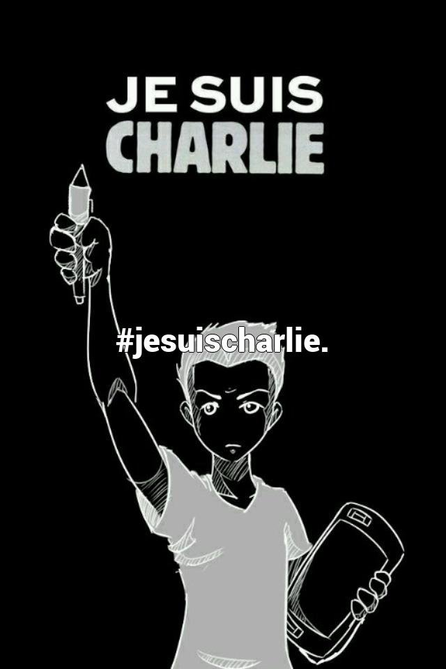 #jesuischarlie.