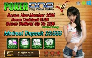 Agen Judi Poker Online Terbaik 2017