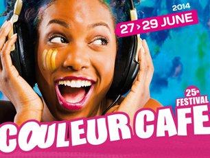 Ne manquez pas le festival Couleur Café 2014 - du 27 au 29 juin à Tour & Taxis ! - Last night in Orient