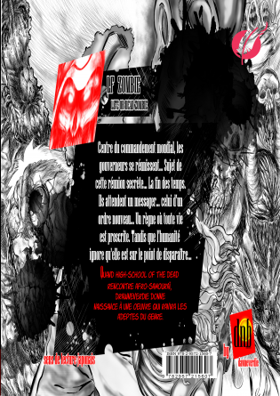 LF Zombie life or dead zombie - drawneverdie